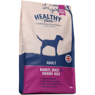 Healthy Paws, Rabbit duck & brown rice adult 2kg
