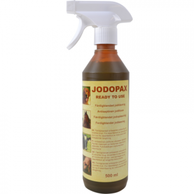 Jodopax Ready to use 500 ml