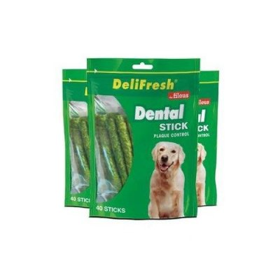 Delifresh dental stick plaque control