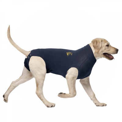 Medical Pet Shirt blå Hundbody