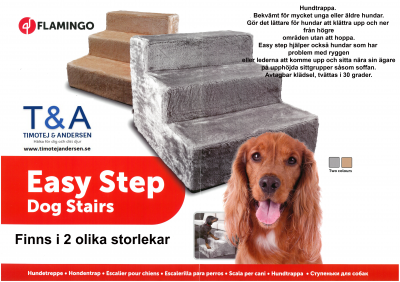 Hundtrappa Easy step