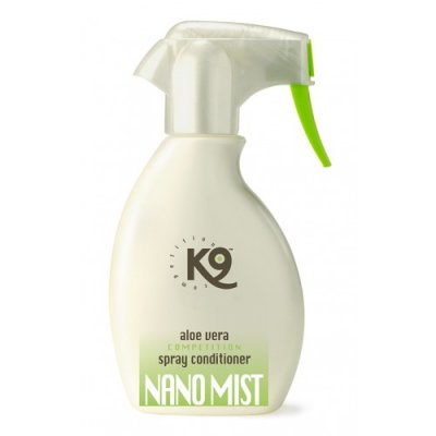 K9 Aloe Vera Nano Mist Spray conditioner pälsglans