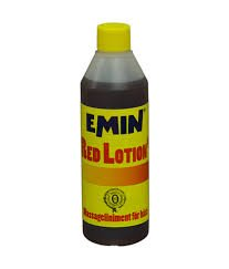 Emin -Red Lotion