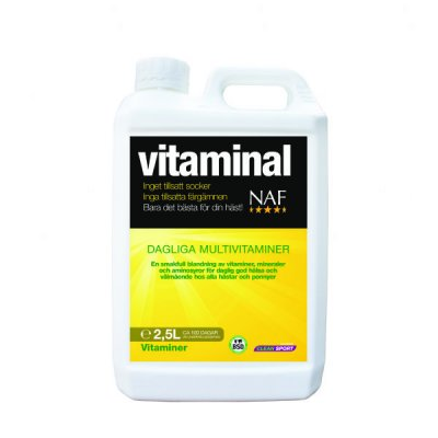 naf vitaminal multivitaminer